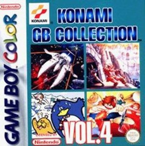 Konami GB Collection Vol 4 per Game Boy Color