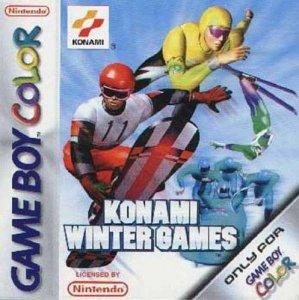 Konami Winter Games per Game Boy Color