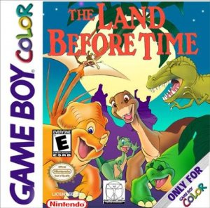 Land Before Time per Game Boy Color