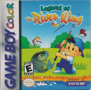 Legend of the River King GBC per Game Boy Color