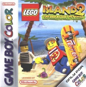 LEGO Island 2: The Brickster's Revenge per Game Boy Color