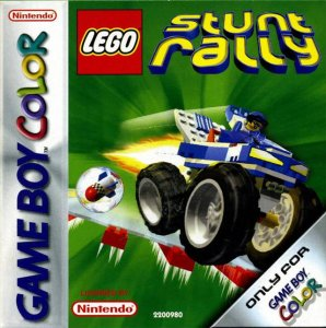 LEGO Stunt Rally per Game Boy Color