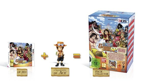 One Piece: Unlimited Cruise due volte speciale in Europa