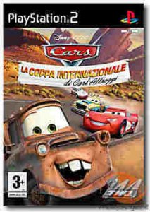 Cars: La Coppa Internazionale di Carl Attrezzi per PlayStation 2