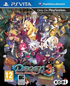 Disgaea 3: Absence of Detention per PlayStation Vita