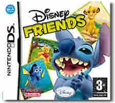 Disney Friends per Nintendo DS