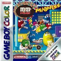 M & M's Mini Madness per Game Boy Color