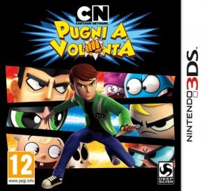 Cartoon Network: Pugni a Volontà per Nintendo 3DS