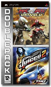 MX vs. ATV Untamed per PlayStation Portable