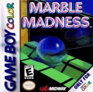 Marble Madness per Game Boy Color