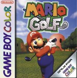 Mario Golf per Game Boy Color