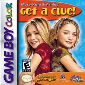Mary-Kate and Ashley: Get a Clue! per Game Boy Color