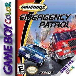 Matchbox Emergency Patrol per Game Boy Color