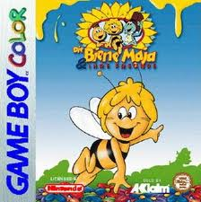 Maya the Bee and Her Friends per Game Boy Color
