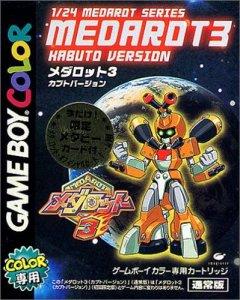 Medarot 3 per Game Boy Color