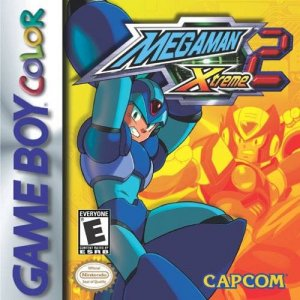 Mega Man Xtreme 2 per Game Boy Color