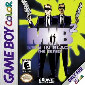 Men in Black: The Series 2 per Game Boy Color