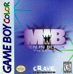 Men In Black: The Series per Game Boy Color