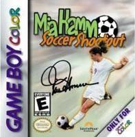 Mia Hamm Soccer Shootout per Game Boy Color