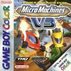 Micro Machines V3 per Game Boy Color