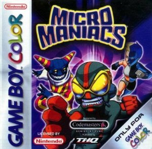 Micro Maniacs per Game Boy Color