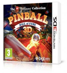 Pinball 3D: Hall of Fame per Nintendo 3DS