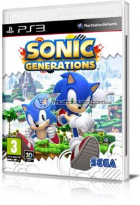Sonic Generations per PlayStation 3