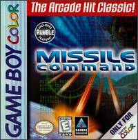 Missile Command per Game Boy Color