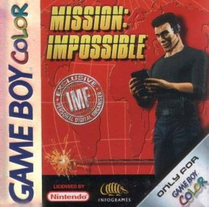 Mission: Impossible per Game Boy Color