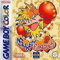Monkey Puncher per Game Boy Color