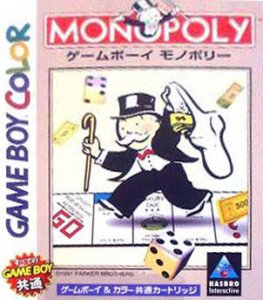 Monopoly per Game Boy Color
