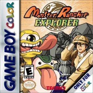 Monster Rancher Explorer per Game Boy Color