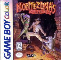 Montezuma's Return per Game Boy Color