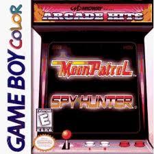 Moon Patrol/Spy Hunter per Game Boy Color