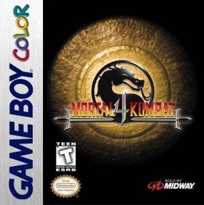 Mortal Kombat 4 per Game Boy Color