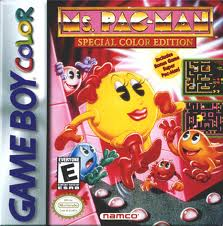 Ms. Pac-Man: Special Colour Edition per Game Boy Color