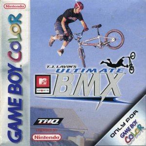 MTV Sports: T.J. Lavin's Ultimate BMX per Game Boy Color