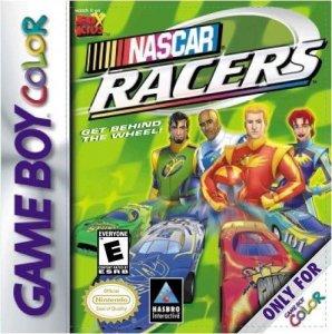 NASCAR Racers per Game Boy Color