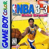 NBA 3 on 3 Featuring Kobe Bryant per Game Boy Color