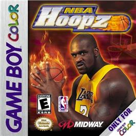 NBA Hoopz per Game Boy Color