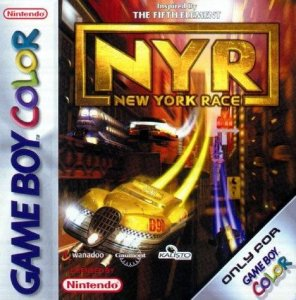 New York Race per Game Boy Color