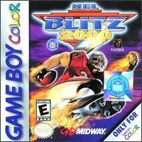 NFL Blitz 2000 per Game Boy Color