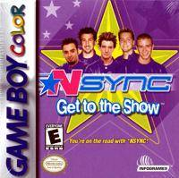 N*Sync: Get to the Show per Game Boy Color