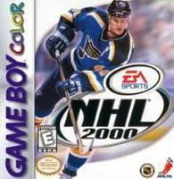 NHL 2000 per Game Boy Color