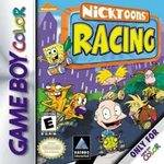 NickToons Racing per Game Boy Color