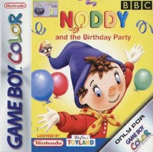 Noddy and the Birthday Party per Game Boy Color