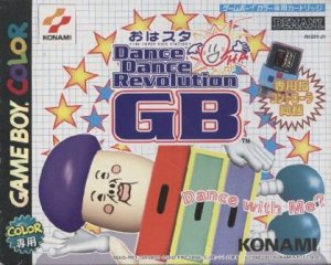Oha Star Dance Dance Revolution GB per Game Boy Color