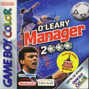 O'Leary Manager 2000 per Game Boy Color