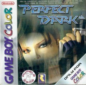 Perfect Dark per Game Boy Color