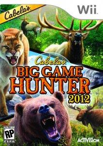 Cabela's Big Game Hunter 2012 per Nintendo Wii